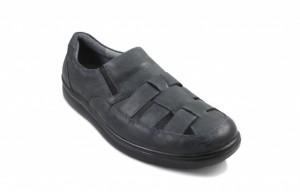 160122 Летние мужские ортопедические туфли 160122