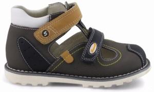 55-145 Профилактические летние  детские ортопедические ботинки