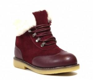 А44-071-3 Зимние ортопедические ботинки для девочки